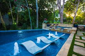 Modern Pool Furniture by Pool Chairs In 26 Contemporary Settings Pool Chairs