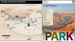 grand national park map grand national park u s national park service