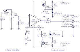 vga splitter schematics wiring diagram simonand