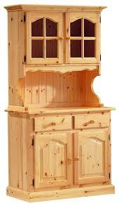 buffet cuisine pin meubles en pin pas cher idées de design maison faciles