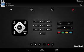 remote for philips tv android apps on google play