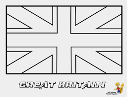 Great Britain Flag Best Of Great Britain Flag Coloring Page Coloring Pages