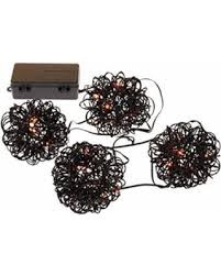 get the deal bethlehem lights 6 sparkle sphere light strand