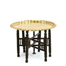 moroccan tea table stand moroccan tray tables vintage brass table stand bookify