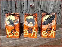 halloween bags the domestic curator halloween u0027boo bags u0027