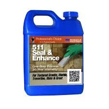 Companies With Work At Home Miracle Sealants 32 Fl Oz 511 Seal And Enhance Stone Sealer And