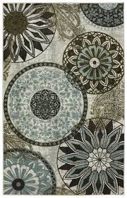 Mohawk Home Accent Rug Amazon Com Mohawk Home New Wave Inspired India Light Medallion