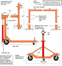 auto rotisserie build or buy motor castom pinterest