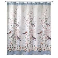 Brown And Teal Shower Curtain by Decorative Shower Curtains Avanti Linens
