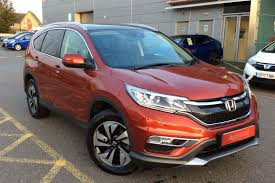 honda crossroad 2016 used honda cr v automatic for sale motors co uk