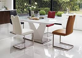 glass dining table sets furniture