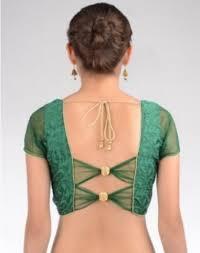 30 unique blouse back neck designs let s get dressed