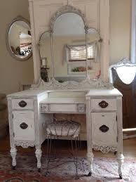White Distressed Bedroom Furniture Remarkable Vanity Bedroom Furniture White Distressed