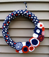 4th of july wreaths 15 festive handmade 4th of july wreath designs style motivation