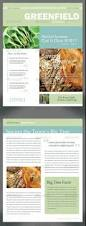 46 printable newsletter templates in psd u0026 indesign formats