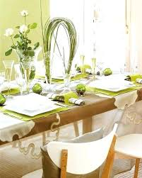 setting dinner table decorations fancy table setting ideas dining table decorations centerpieces