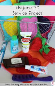 felt kits scout saturday hygiene felt kits to give kunin felt