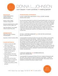 easy to read resume format custom resume template color circle initials by rbdesign2 on etsy