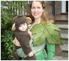 Monkey Halloween Costume Baby Clever U0026 Easy Amazing Babywearing Halloween Costumes Ftw