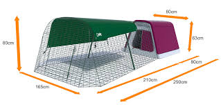 Extra Large Rabbit Cage Eglu Go Rabbit Hutch Plastic House And Run For Rabbits