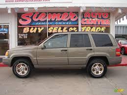 1998 jeep laredo 1998 char gold satin glow jeep grand limited 4x4
