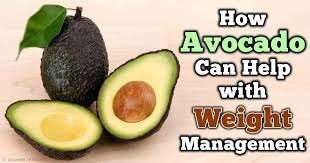 how avocado can help with weight management