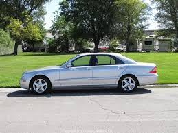 mercedes auction auctions auction 2005 mercedes s430 sedan item 2005