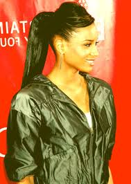 ponytail hairstyles with weave 2017 hair trends