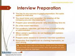 for a job interview how to prepare for a job interview