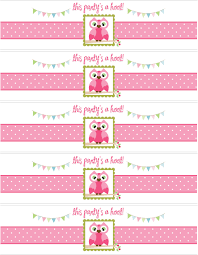 Free Printable Halloween Tags For Gift Bags by Owl Themed Birthday Party With Free Printables How To Nest For Less