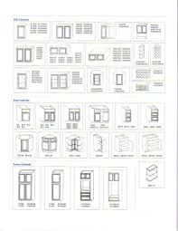 how to measure kitchen cabinets kitchen cabinet elated standard