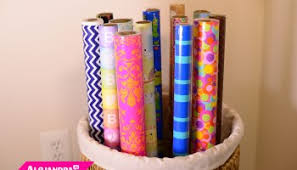 Alejandra Organizer Best Way To Store Wrapping Paper Rolls