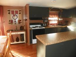 interior decorating mobile home primitive kitchen decor idea for mobile and manufactured homes