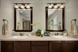 Bathroom Lighting And Mirrors Design by Bathroom Lighting Mesmerizing Lighted Bathroom Vanity Mirrors