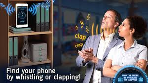 find lost phone whistling clap android apps on google play