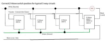 z wave light switch dimmer ge 45613 wave ge z wave wireless lighting 3 way dimmer kit ge 45613
