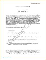 college book report template book summary template college template idea