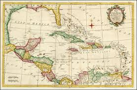 map of the gulf of mexico map of the gulf of mexico the islands and countries adjacent
