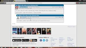 what happened to imdb message boards goodbye imdb message boards my post history youtube
