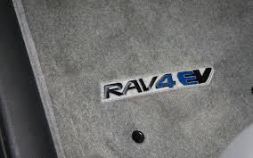 toyota rav4 logo first look 2013 toyota rav4 ev truck trend magazine