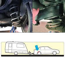 car suspension spring 26 38mm rubber coil spring aid suspension assistors car towing