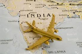 Mumbai India Map by Plane Over India Map Is Copyright Free Off A Goverment Website