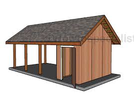 carport with storage plans single carport with storage roof plans howtospecialist how to