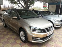 volkswagen pune used volkswagen vento 15 tdi highline plus at 1362367