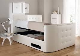 Ottoman Tv Bed Adjustable Bed Frame For Headboards And Footboards Gallery