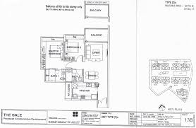 The Gale Floor Plan | the gale d17 floor plans 92726860