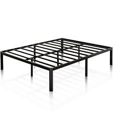 Tv Bed Frame Sale by Amazon Com Zinus 16 Inch Metal Platform Bed Frame With Steel Slat