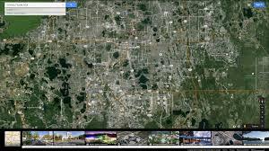 Central Florida Map Orlando Florida Map