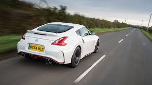 nissan small sports car 2015 nissan 370z nismo review departures magazine