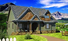 ranch style house plans with walkout basement small cottage plan with walkout basement small cottage house